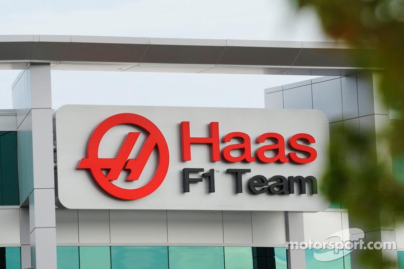 纽约Kannapolis的哈斯F1车队总部