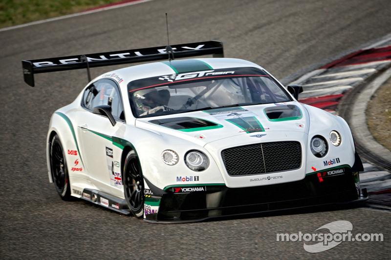 #4 Absolute 宾利 Continental GT3: 让-卡尔·瓦内, 吉尔斯·瓦纳莱