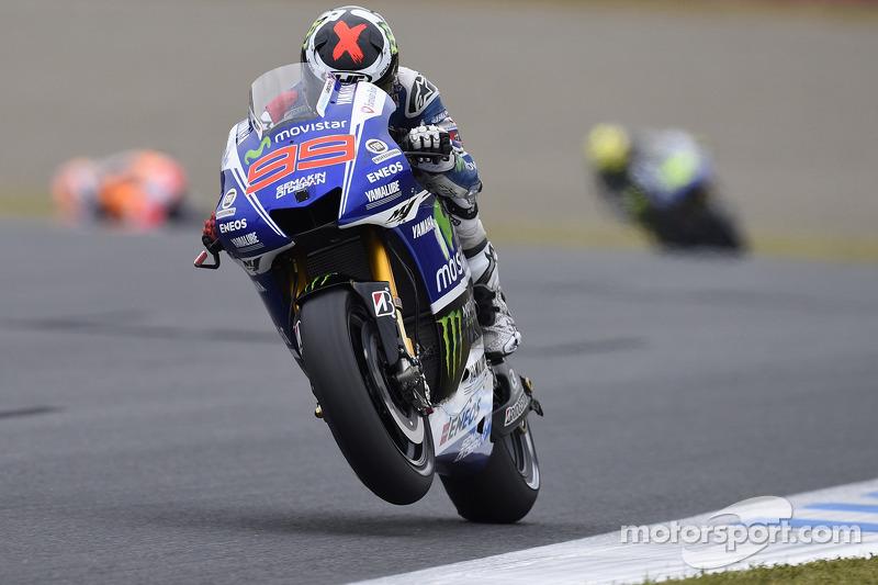 2014 : Jorge Lorenzo (Yamaha Factory Racing)