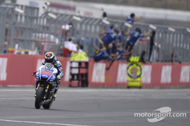 Pemenang 2014, Jorge Lorenzo, Yamaha Factory Racing