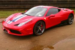 Ferrari 458 Italia Speciale