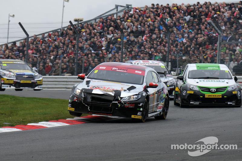 Alain Menu, Chrome Edition Restart Racing