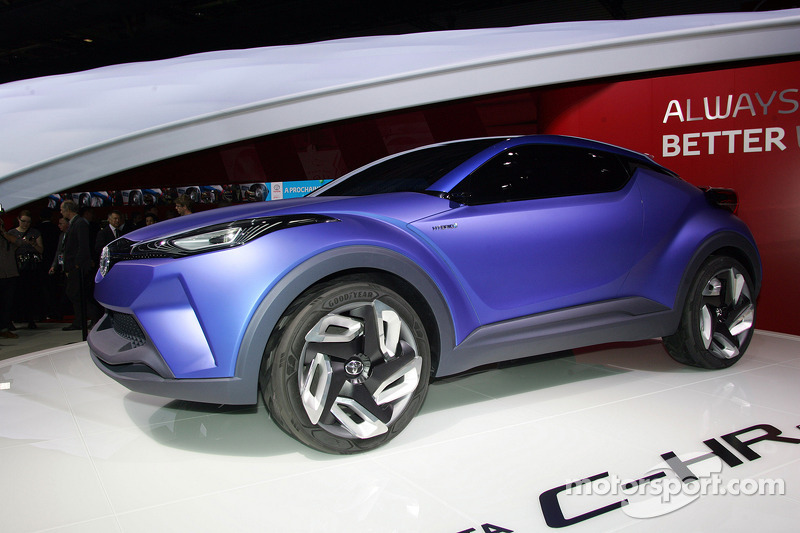 Toyota C HR concept car