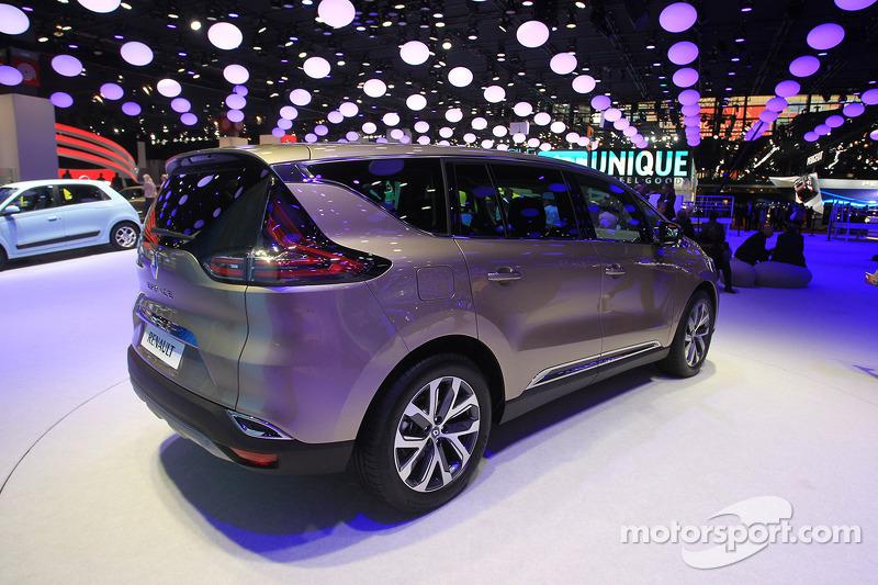 Renault new Espace