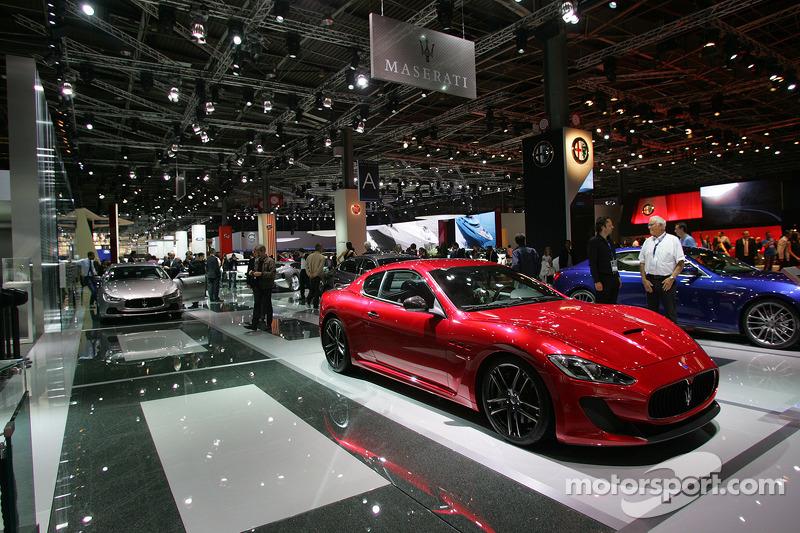 Exhibit of Maserati