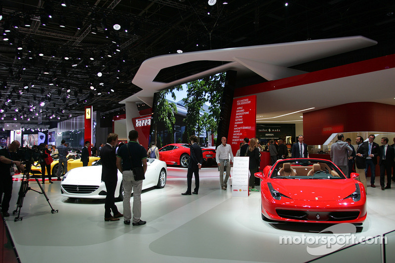 Exhibit of Ferrari