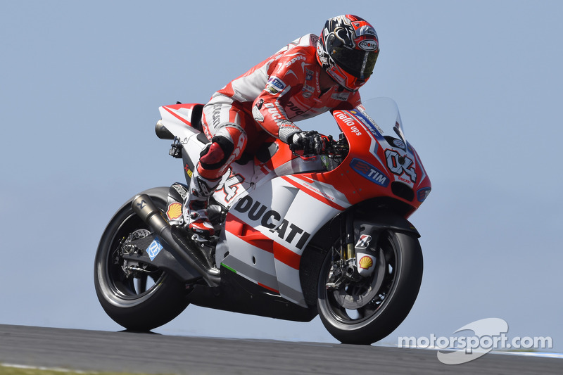 2014: Ducati Desmosedici GP14