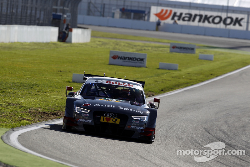 Edoardo Mortara (ITA) Audi Sport Team Abt Audi RS 5 DTMq