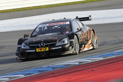 Pascal Wehrlein, gooix Mercedes AMG, DTM Mercedes AMG C-Coupe