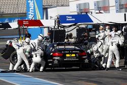Pitstop, Bruno Spengler, BMW Schnitzer Takımı BMW M4 DTM