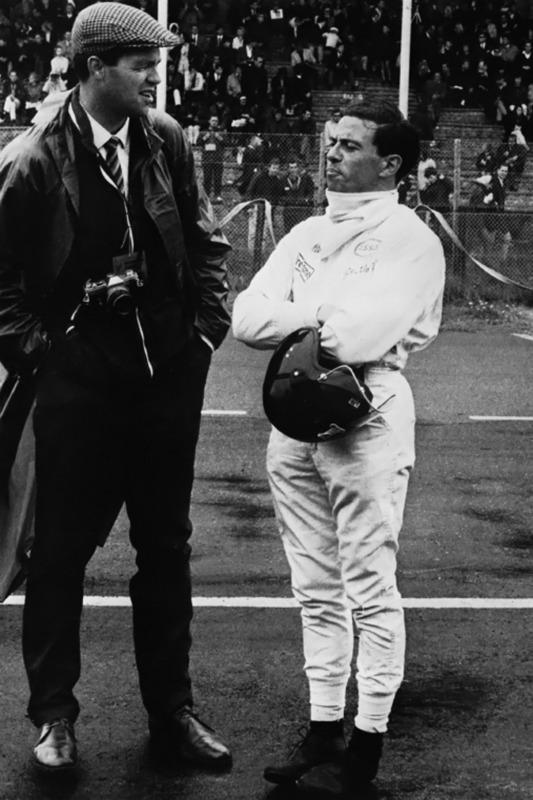 David Phipps and Jim Clark