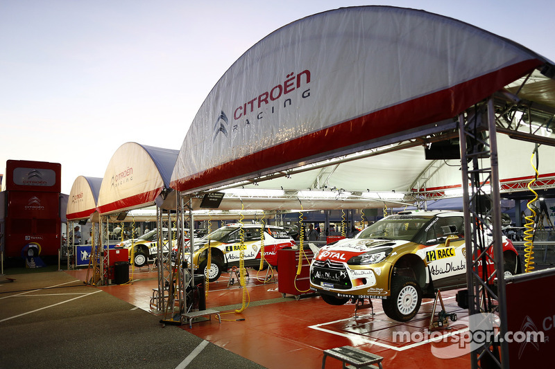 Zona de Citroën team