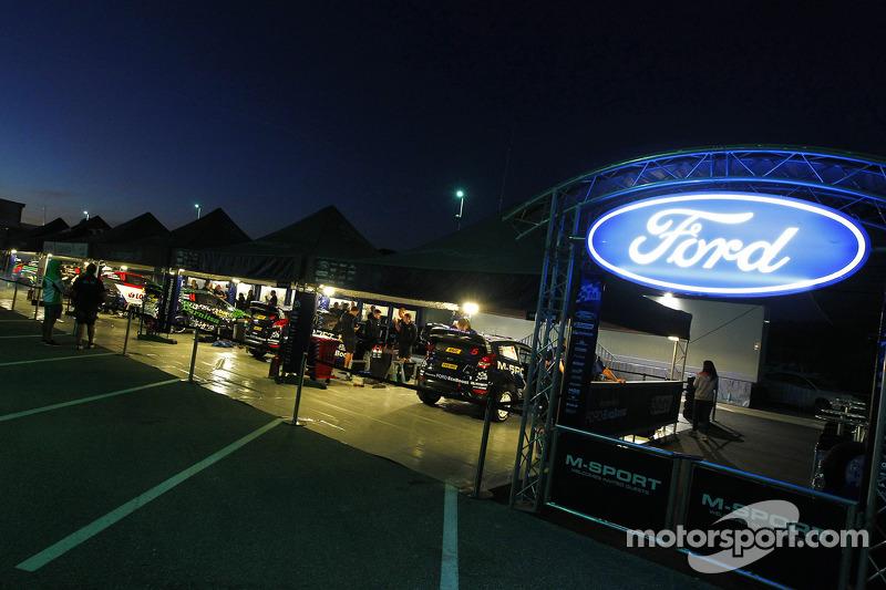 Ford takım alanı