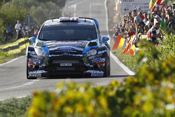 Ken Block ve Alex Gelsomino, Ford Fiesta R5