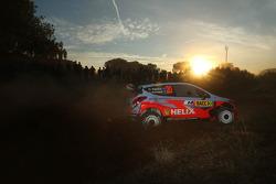 Hayden Paddon ve John Kennard, Hyundai i20 WRC, Hyundai Motorsport