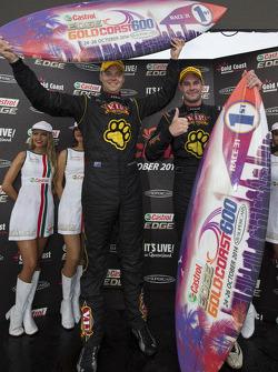 Vainqueurs: Shane van Gisbergen et Jonathon Webb