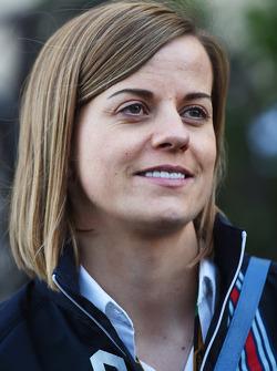 Susie Wolff, Williams