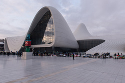 Crystal Hall in Baku