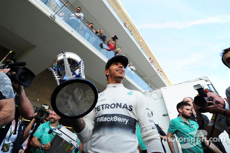 32- Gran Premio de Estados Unidos 2014, Mercedes