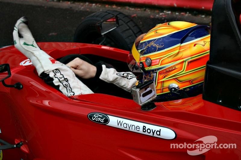 Wayne Boyd