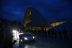 Atmosfera em Baku