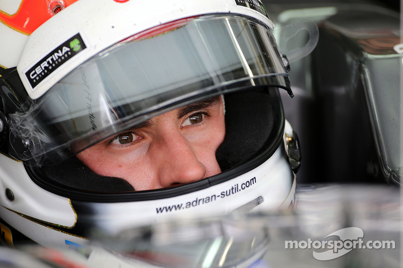 Adrian Sutil, Sauber F1 Team 07