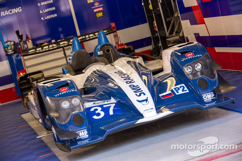 #37 SMP Racing Oreca 03R - 日产: 基里尔·拉德金, 维克托·沙伊塔, 安通·拉德金