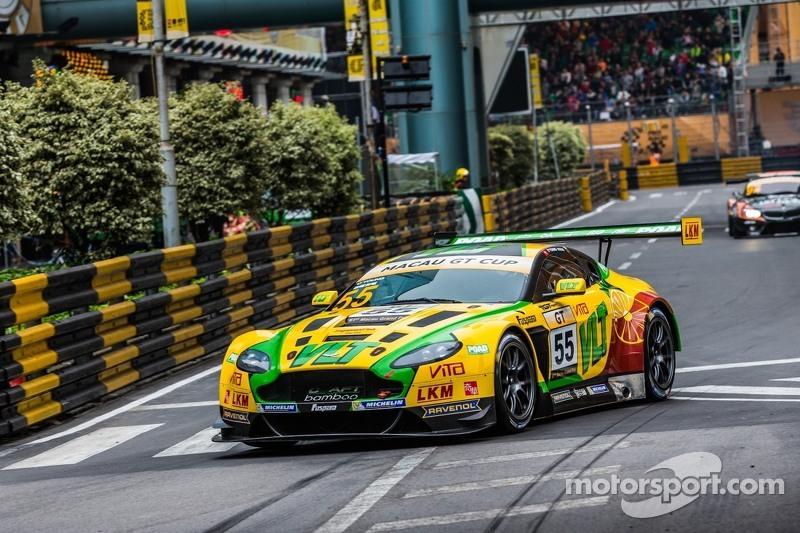 #55 Craft-Bamboo Racing V12 Vantage GT3