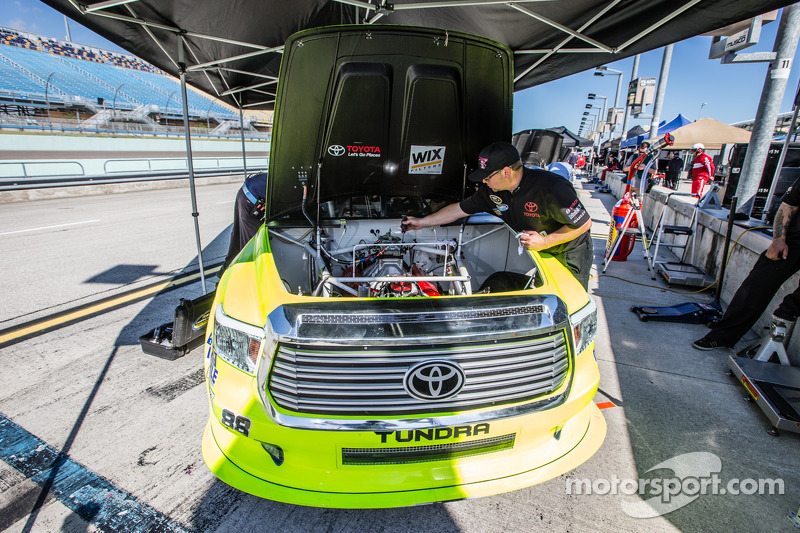 Truck de Matt Crafton