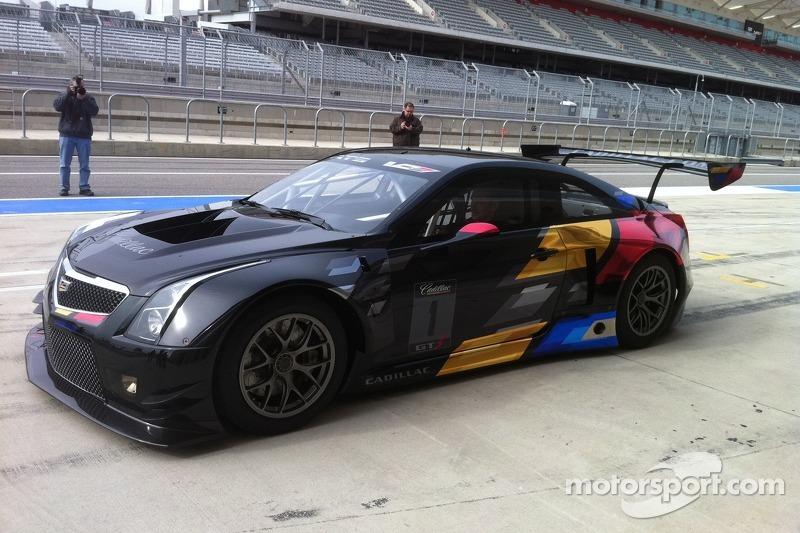The new Cadillac ATS-V R GT3 Spec Race Car | PWC photos ...