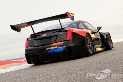 Cadillac GT3 ATS-VR Reveal
