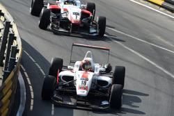 Ю Канамару. ГП Макао, субботняя квалификационная гонка.