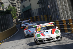 #28 Modena Motorsports Porsche 997 GT3 Kupası 3.8: John Shen