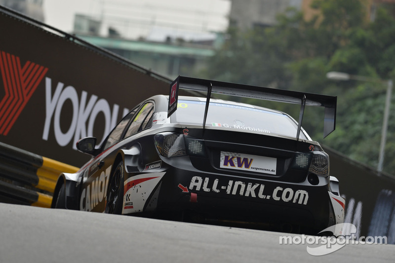 Gianni Morbidelli, Chevrolet Cruze RML TC1, ALL-INKL_COM Münnich Motorsport