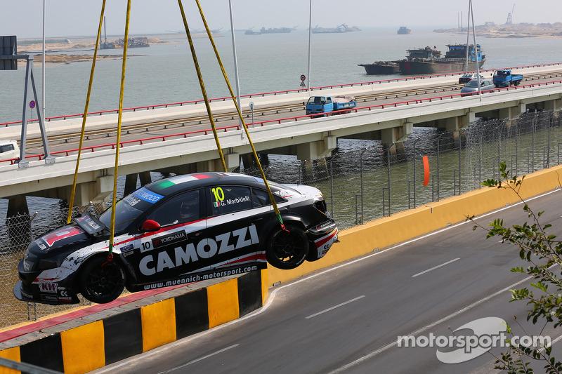 Gianni Morbidelli, Chevrolet RML Cruze TC1, ALL-INKL_COM Münnich Motorsport