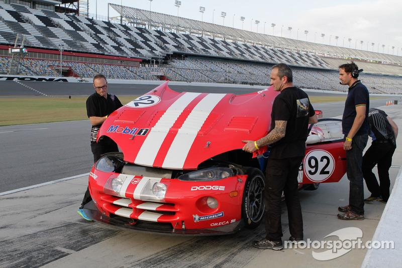 2000 Dodge Viper GTS-R