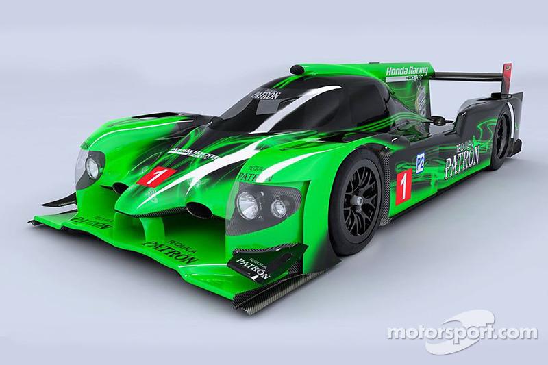 L'Extreme Speed Motorsports HPD ARX-04B
