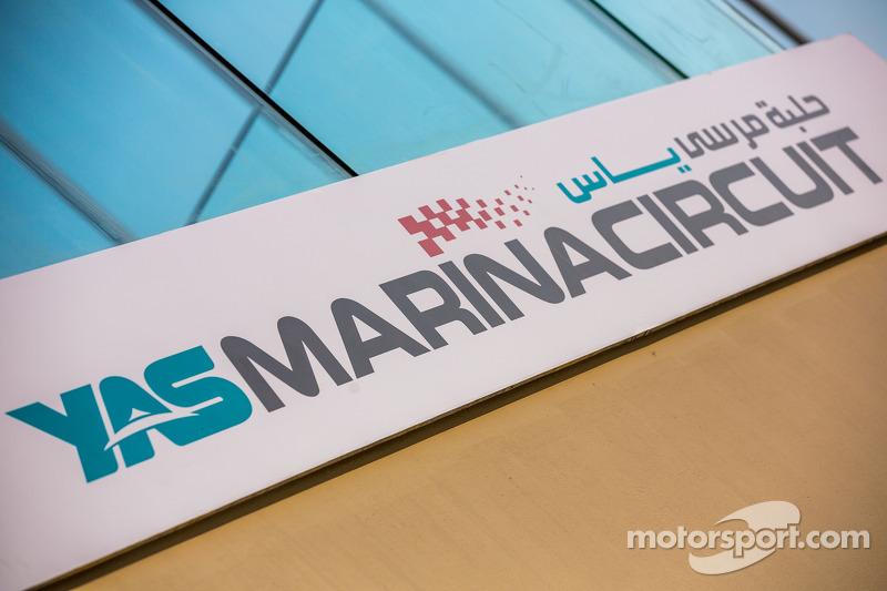 Circuito di Yas Marina, logo