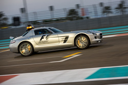 Bernd Maylander,piloto del FIA Safety Car