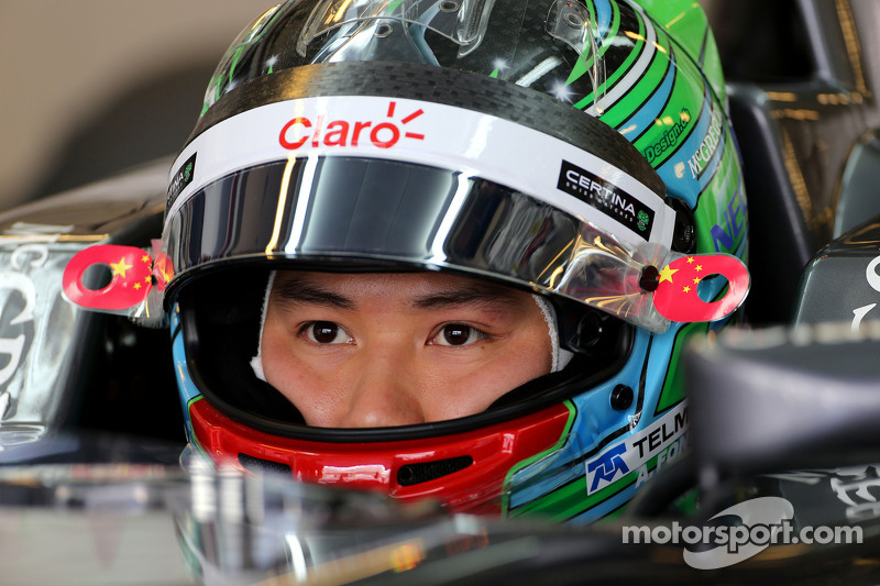 Adderly Fong,  Sauber F1 Team
