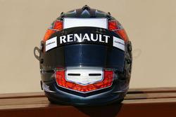 Der Helm von Will Stevens