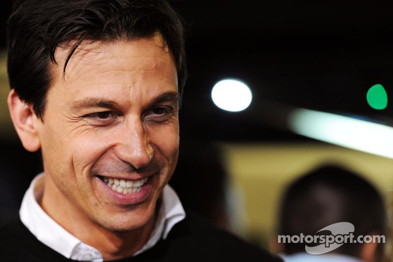 Toto Wolff, Mercedes AMG F1 Socio e Direttore Esecutivo
