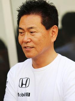 Yasuhisa Arai, Honda Motorsport Chefe oficial