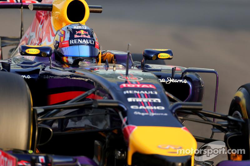 Carlos Sainz, Red Bull Racing