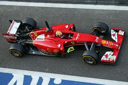 Raffaele Marciello, Ferrari F14-T piloto de pruebas
