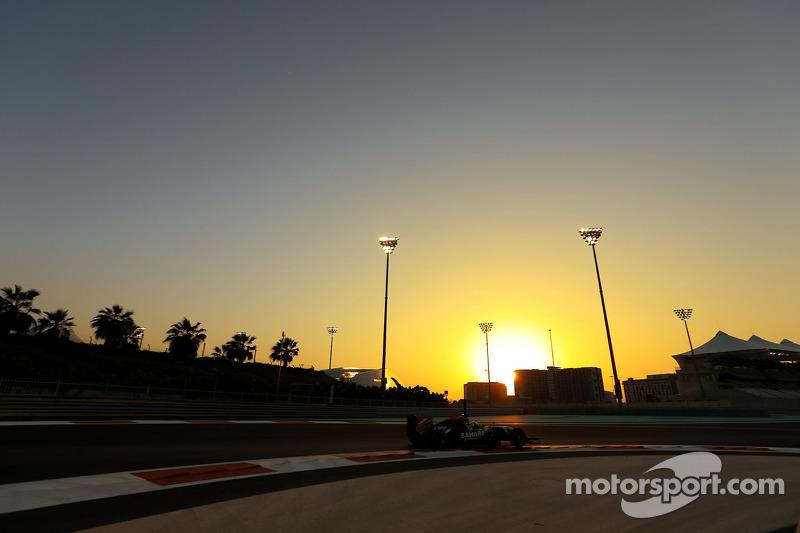 2009: Circuito Yas Marina