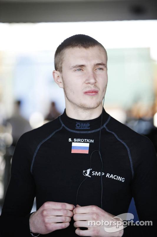 Sergey  Sirotken, Rapax
