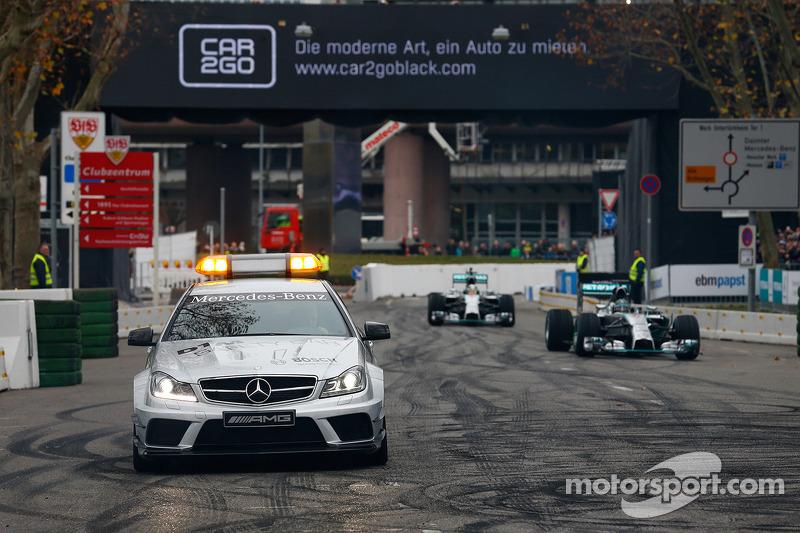 F1 Safety Car