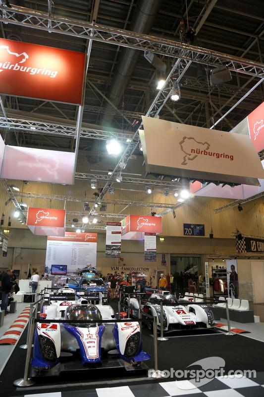 Toyota , Audi, Porsche en presentación