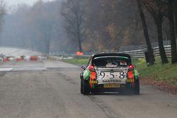 Alessandro Bosca ve Roberto Aresca, Ford Fiesta WRC